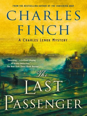 The Last Passenger Book Cover