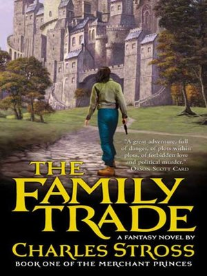 cover image of The Family Trade