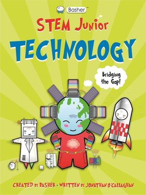 cover image of Basher STEM Junior: Technology