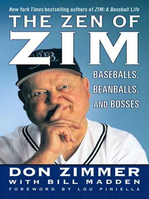 cover image of The Zen of Zim