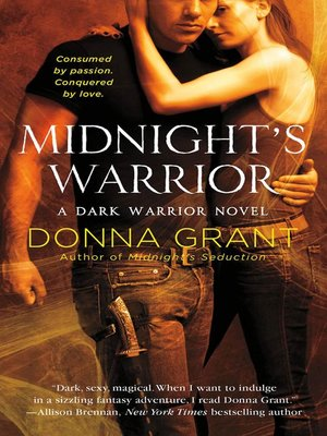 cover image of Midnight's Warrior