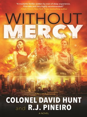 cover image of Without Mercy--A Hunter Stark Novel