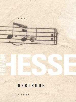 cover image of Gertrude