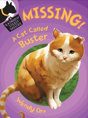 cover image of MISSING! a Cat Called Buster