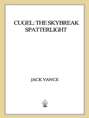 cover image of Cugel