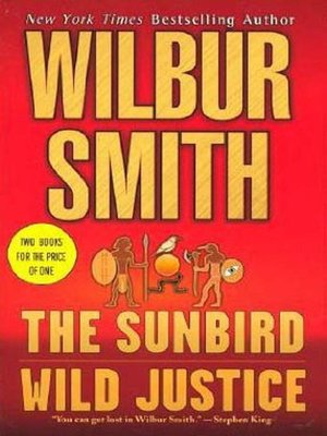 cover image of The Sunbird / Wild Justice
