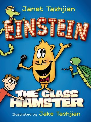 cover image of Einstein the Class Hamster