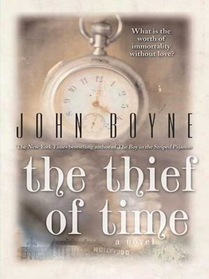cover image of The Thief of Time