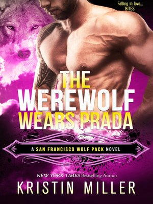 cover image of The Werewolf Wears Prada