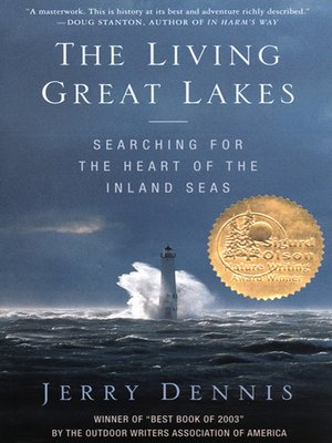 cover image of The Living Great Lakes