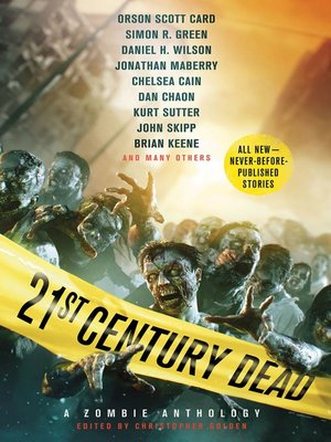 cover image of 21st Century Dead