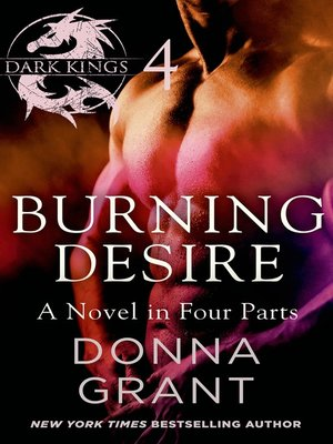 cover image of Burning Desire, Part 4