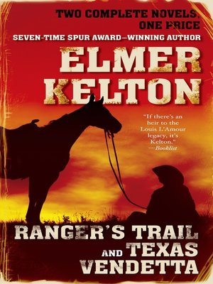 cover image of Ranger's Trail and Texas Vendetta