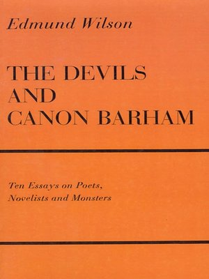 cover image of The Devils and Canon Barham