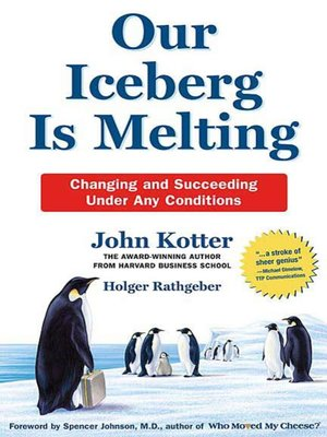 cover image of Our Iceberg Is Melting