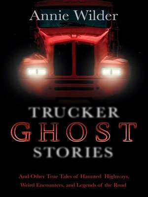 cover image of Trucker Ghost Stories