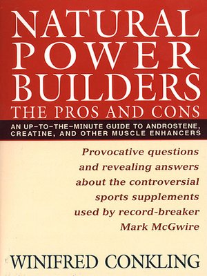 cover image of Natural Power Builders