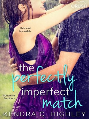 cover image of The Perfectly Imperfect Match