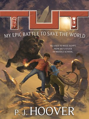 cover image of Tut: My Epic Battle to Save the World