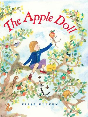 cover image of The Apple Doll