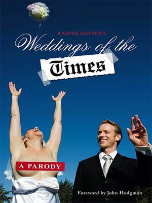 cover image of Weddings of the Times
