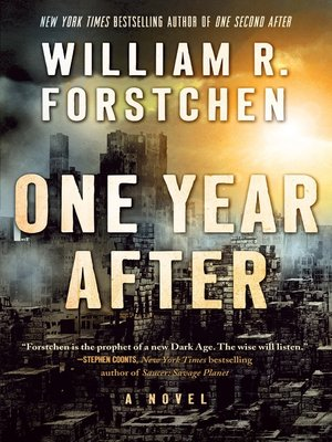 cover image of One Year After