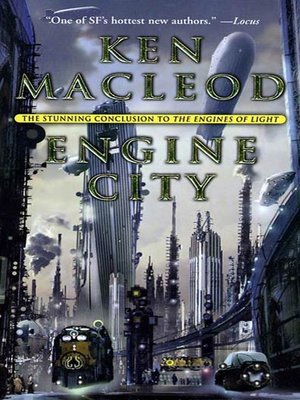 cover image of Engine City