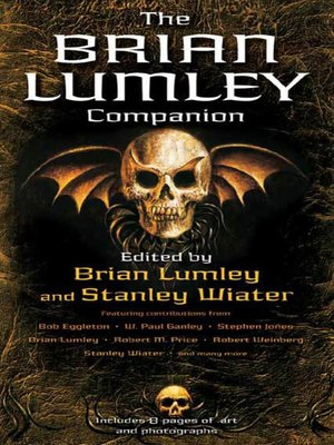 cover image of The Brian Lumley Companion