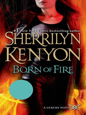 cover image of Born of Fire