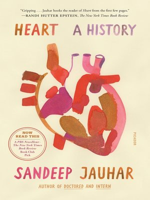 cover image of Heart--A History