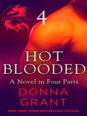 cover image of Hot Blooded, Part 4