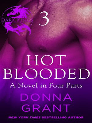 cover image of Hot Blooded, Part 3