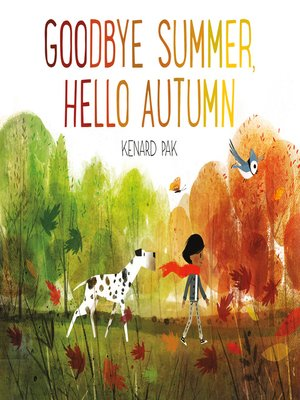 cover image of Goodbye Summer, Hello Autumn