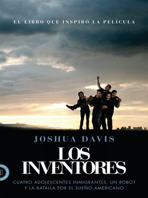 cover image of Los Inventores (Spare Parts)