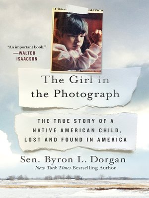 cover image of The Girl in the Photograph