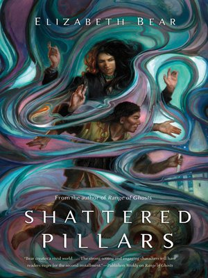 cover image of Shattered Pillars