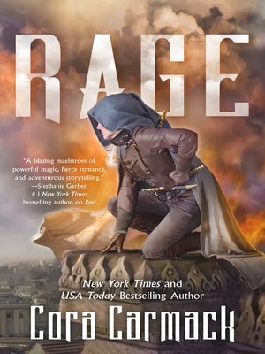cover image of Rage--A Stormheart Novel