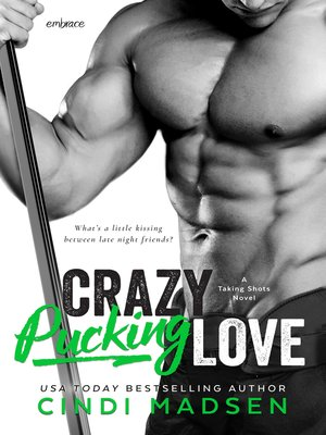 cover image of Crazy Pucking Love