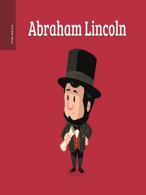 cover image of Pocket Bios--Abraham Lincoln