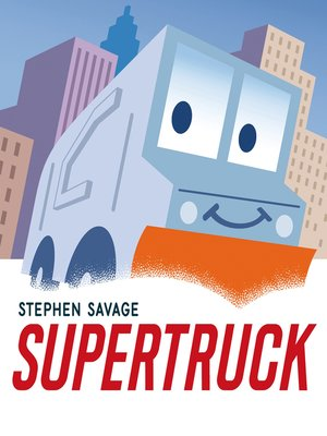 cover image of Supertruck