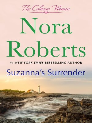 cover image of Suzanna's Surrender