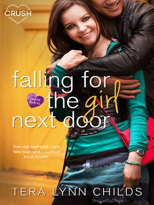 cover image of Falling for the Girl Next Door