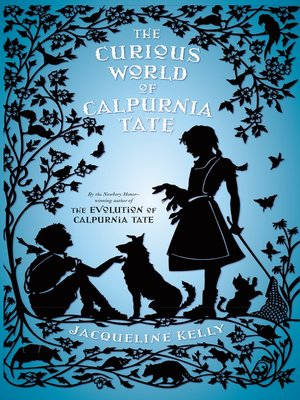 cover image of The Curious World of Calpurnia Tate