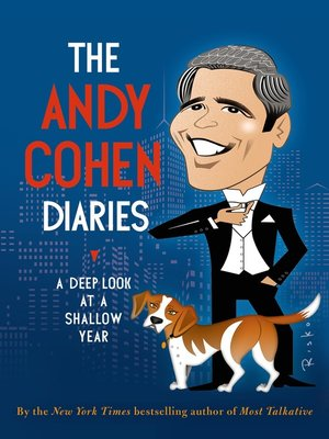 cover image of The Andy Cohen Diaries