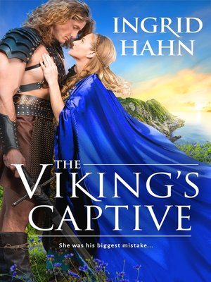 cover image of The Viking's Captive