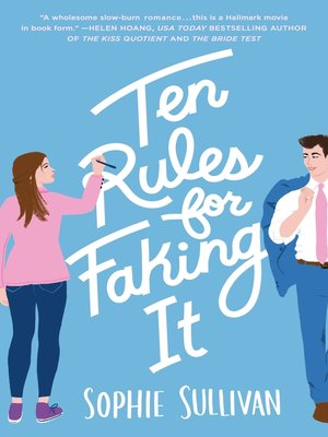 cover image of Ten Rules for Faking It