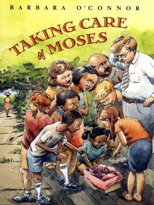 cover image of Taking Care of Moses