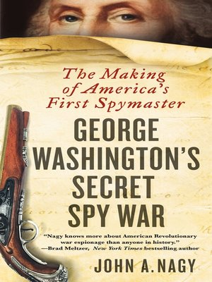 cover image of George Washington's Secret Spy War
