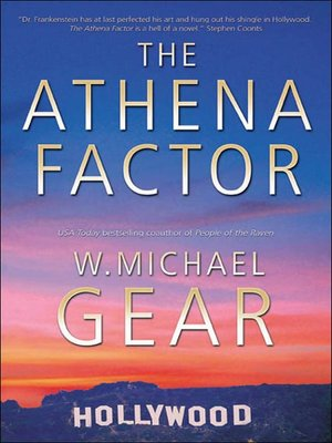 cover image of The Athena Factor
