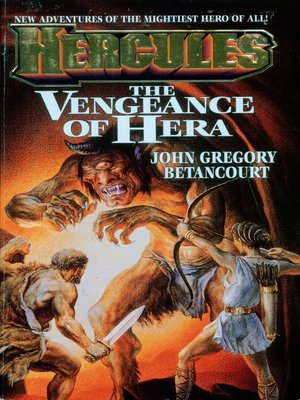cover image of The Vengeance of Hera
